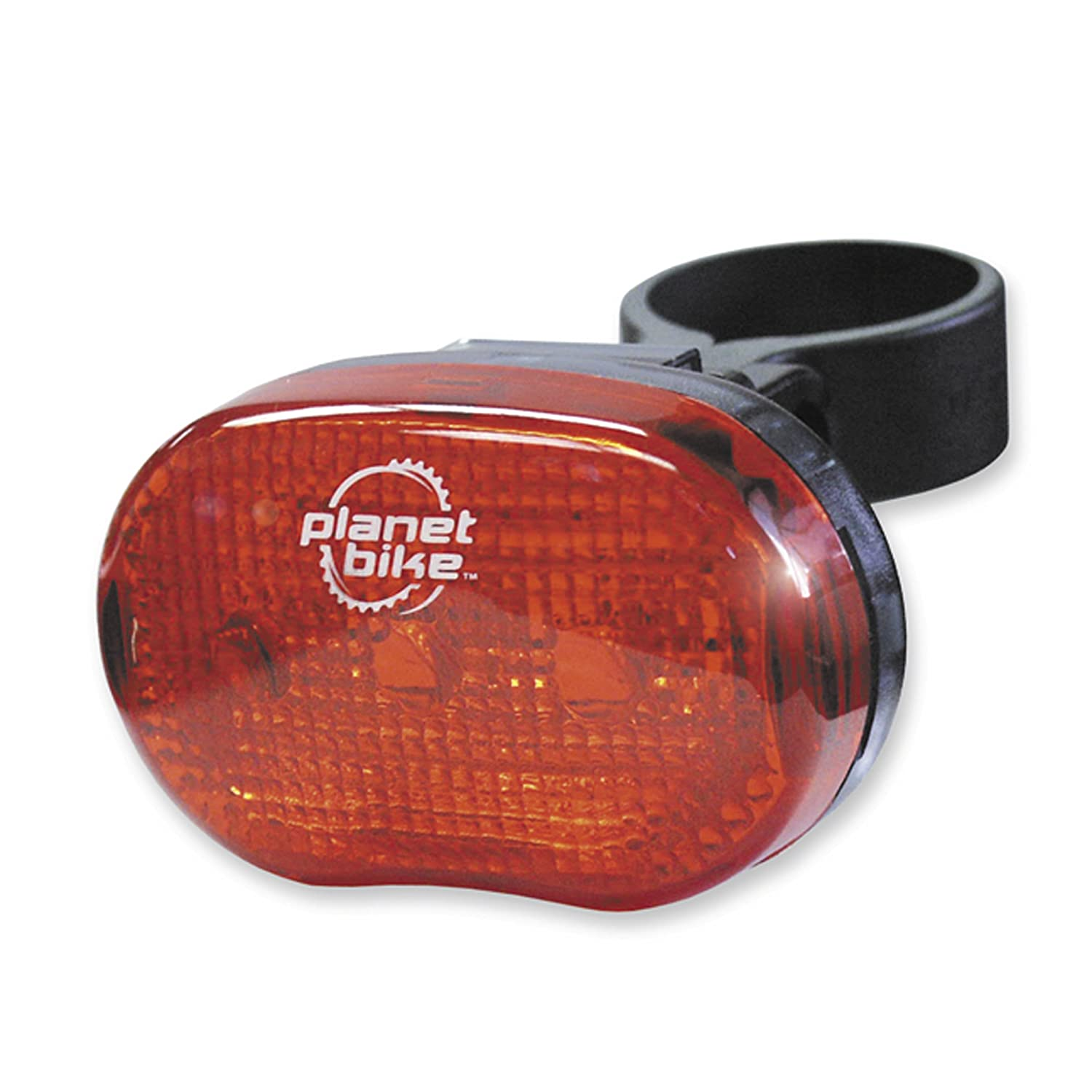 Planet Bike Blinky 3 3-Led Rear Bicycle Light