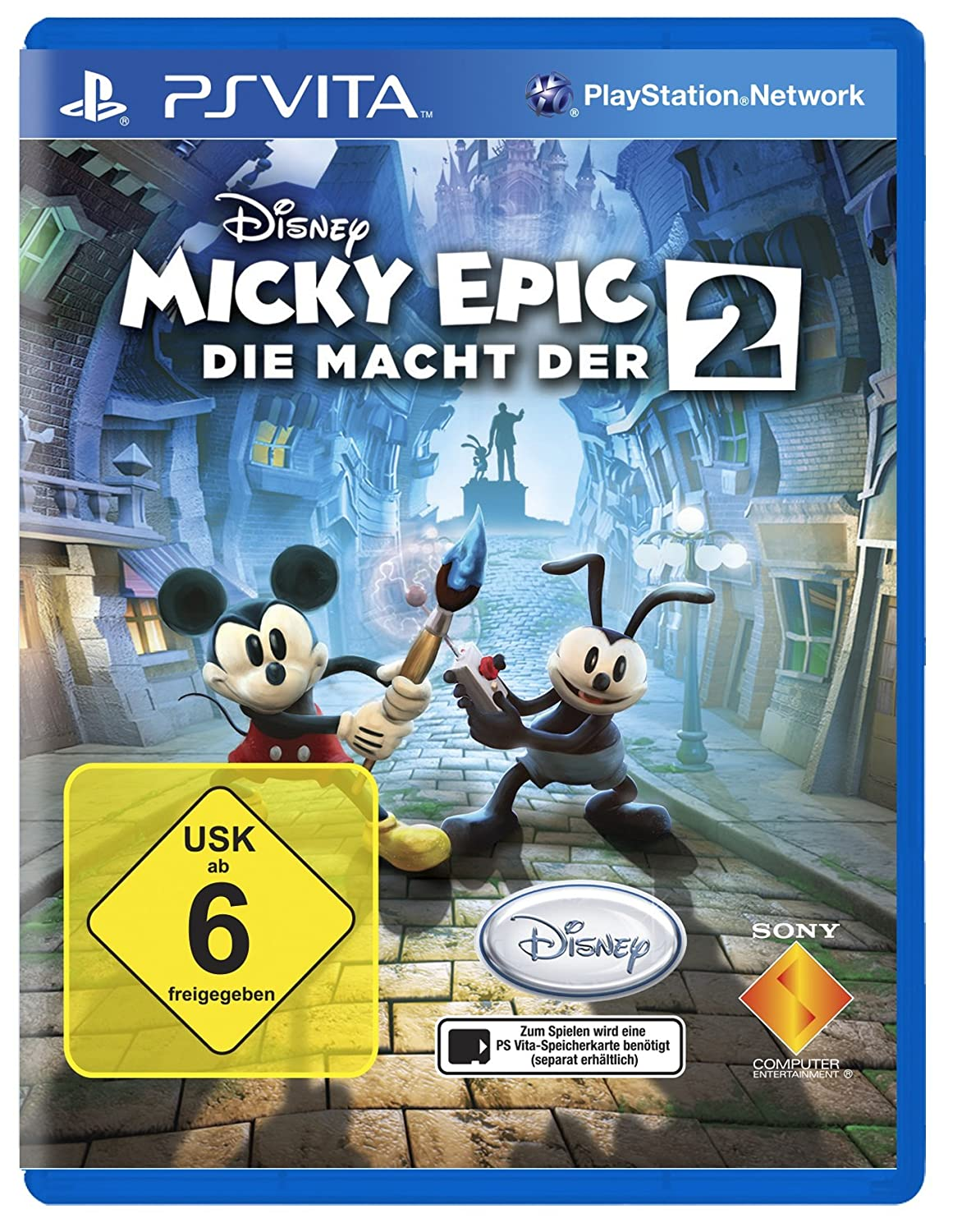product photo for Disney Micky Epic - Die Macht der 2