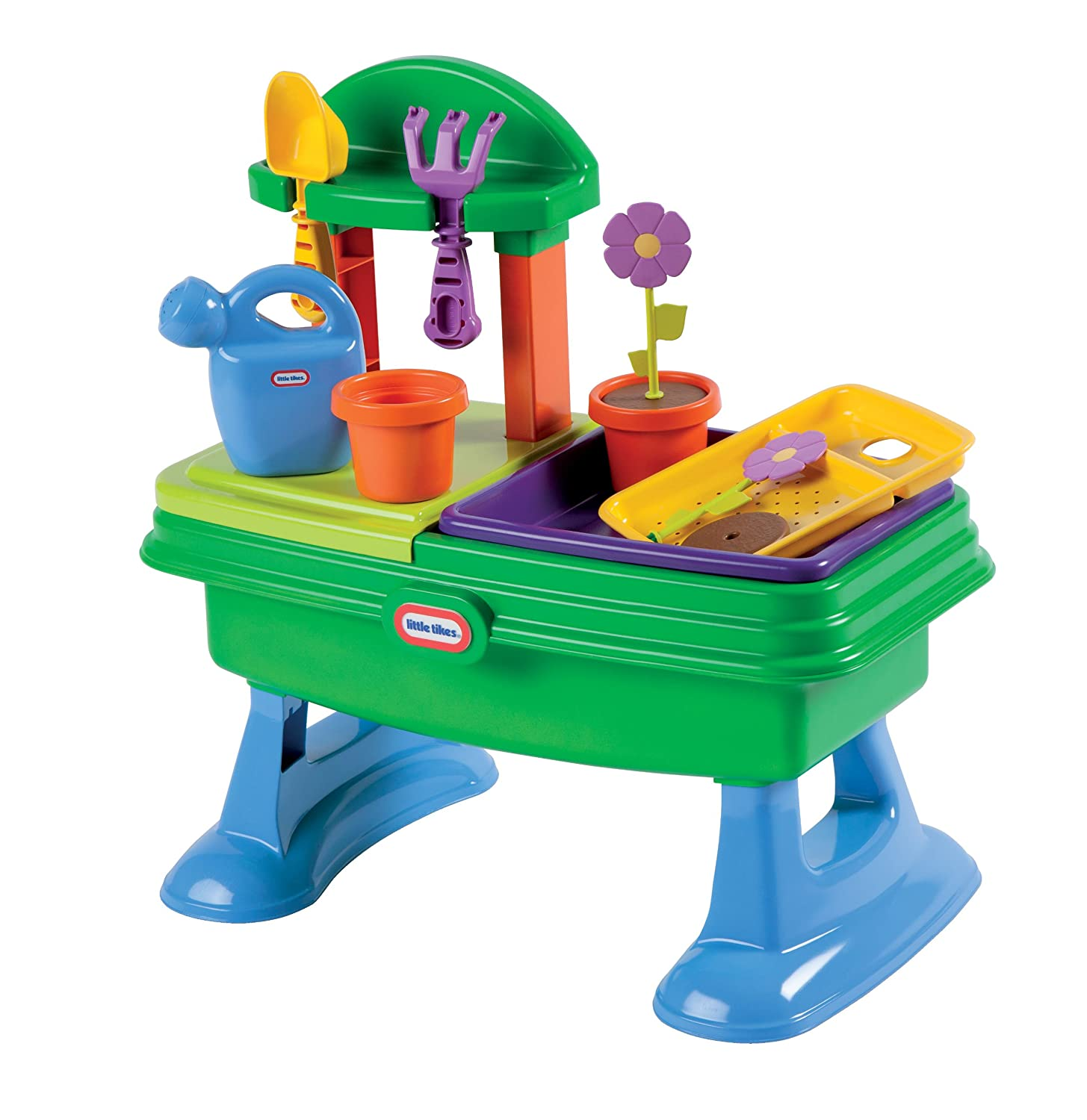 Top Little Tikes Toys : Little tikes garden table one stop toy store