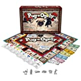 Late for the Sky Pug-opoly (Color: Multi-colored)