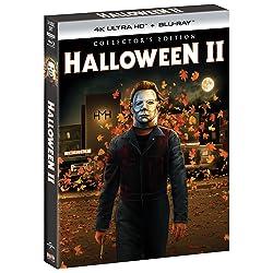 Halloween II (1981) - Collector's Edition [4K Ultra HD + Blu-ray]