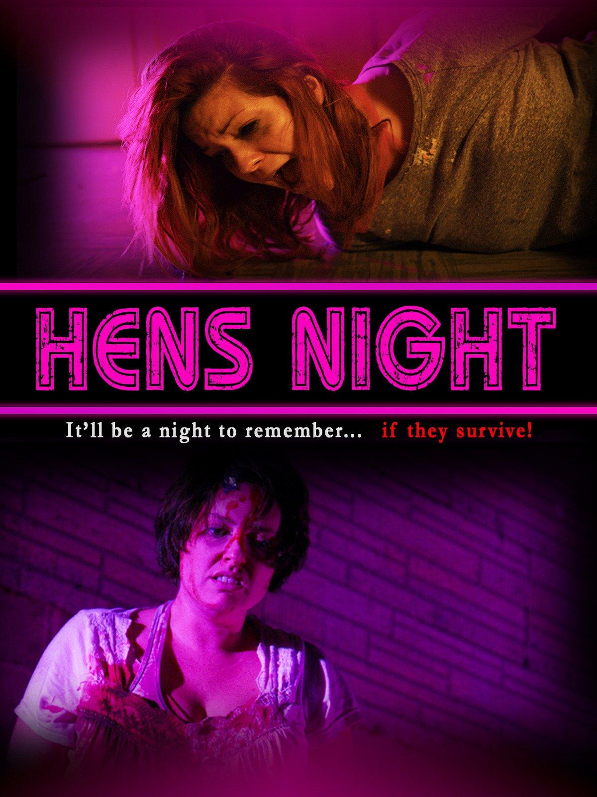 Hens Night on Amazon Prime Instant Video UK