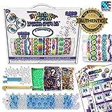 Rainbow Loom Bracelet Craft Kit (Color: White)