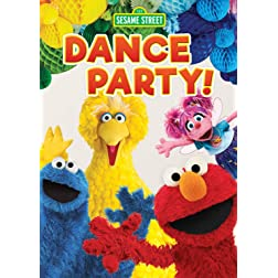 Sesame Street: Dance Party!