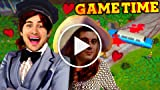 Gametime with Smosh Games: Limo Driving School in...