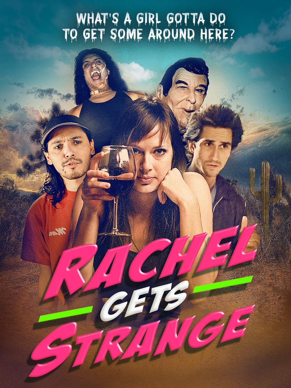 Rachel Gets Strange on Amazon Prime Video UK