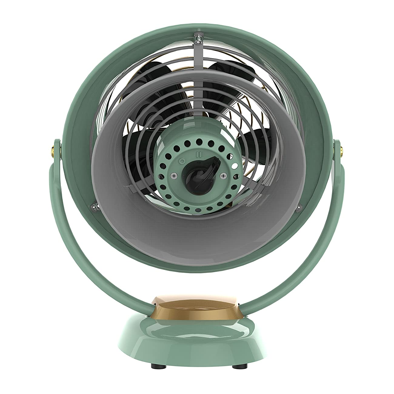 Vornado VFAN Jr. Vintage Air Circulator, Green 3
