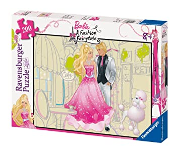 ravensburger barbie