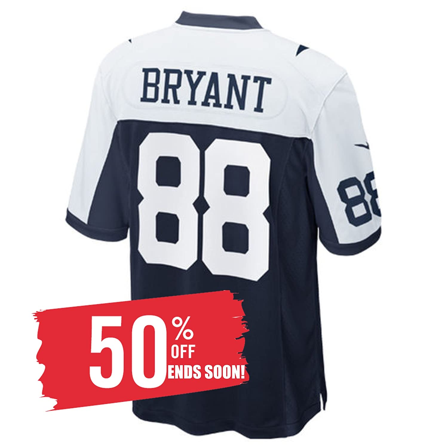 Cheap NFL Jerseys NFL - nike dez bryant dallas cowboys youth throwback game jersey - navy blue