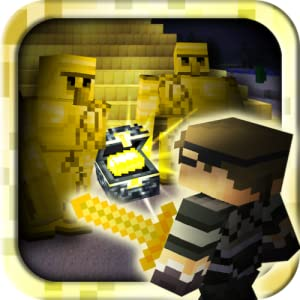 in the Butter Temple with Minecraft Skin Exporter (PC Edition Only