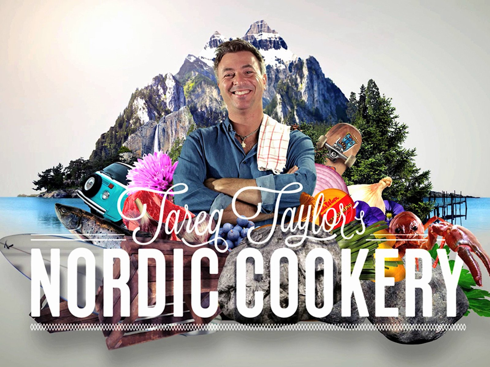 Tareq Taylor's Nordic Cookery - Season 1