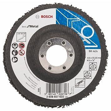 sourcingmap/® 180mm 7 pouces grain 320 rev/êtement Diamant Plat tour roue Disque Disque pon/çage meulage