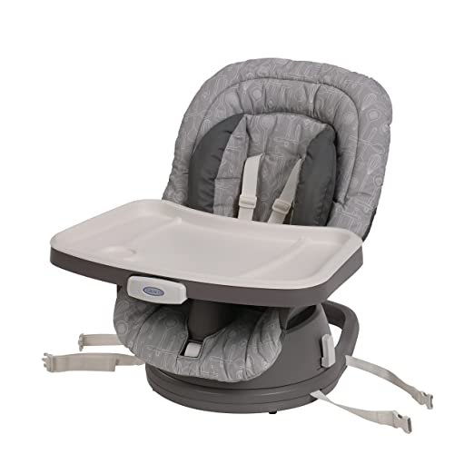 Graco Swivi Seat 3-in-1 Booster High Chair (Whisk)