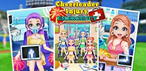 Cheerleader Injury Emergency - Surgeon Games from 6677g ltd