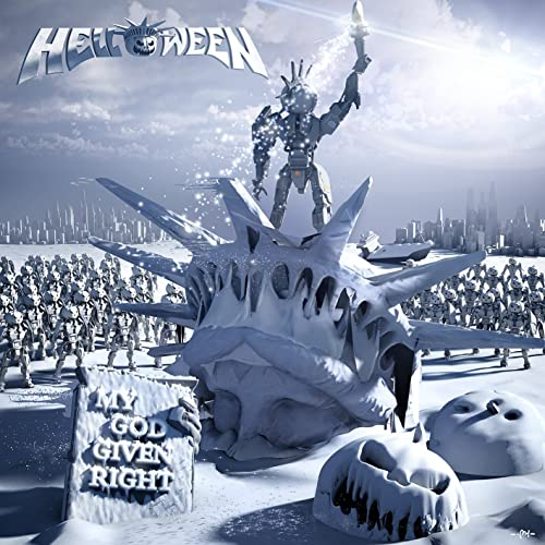 Helloween - My God-Given Right (Limited Edition)
