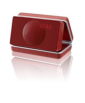Geneva model xS dAB rubber rouge