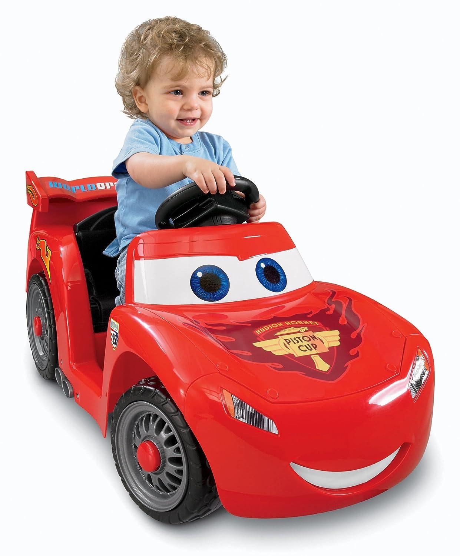 Power Wheels Disney/Pixar Cars 2 Lil' Lightning McQueen