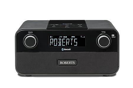 Roberts Radio Blutune 50 DAB Radio/Radio-réveil MP3