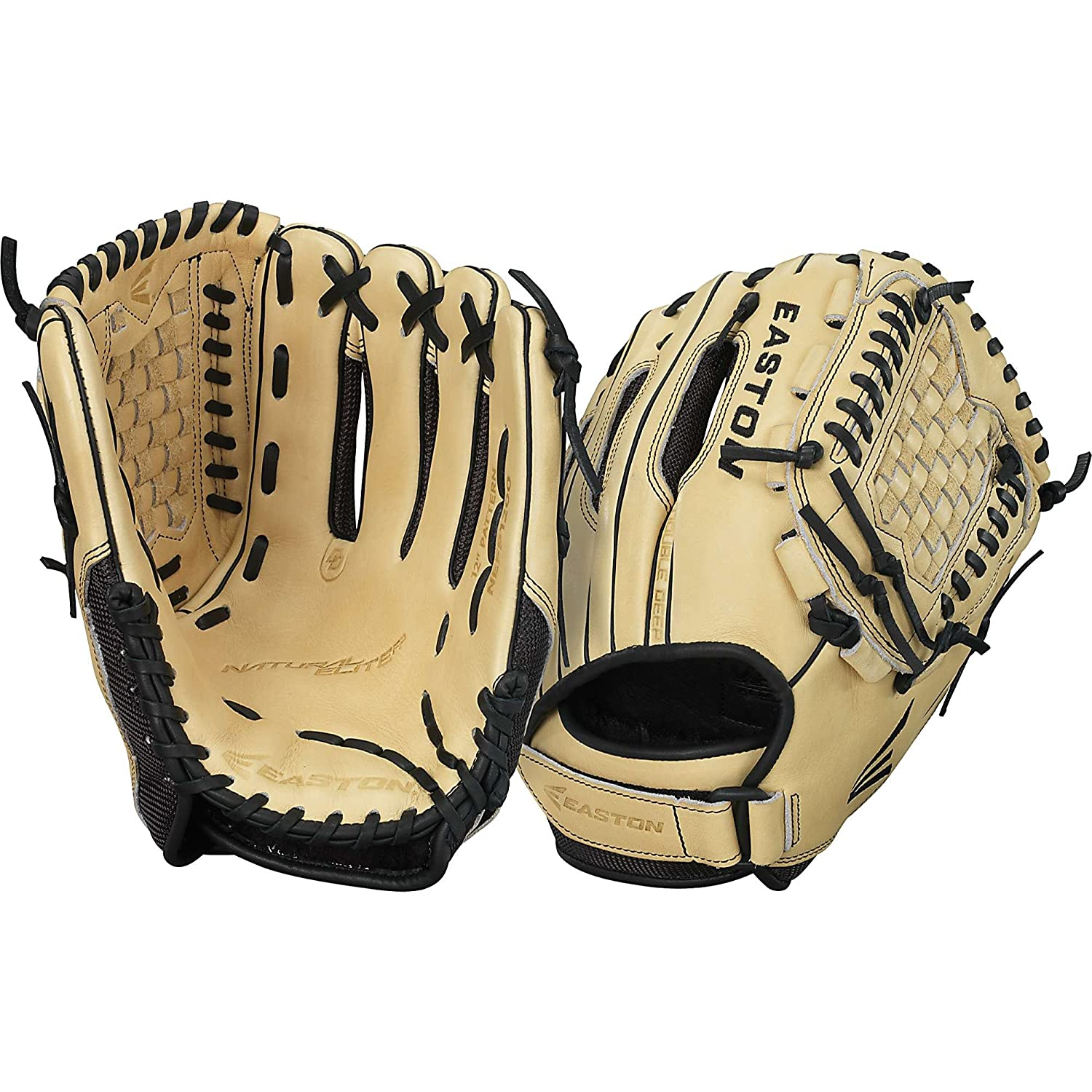 Easton NEFP1200 Left Hand Throw Fastpitch Softball Glove, 12-Inch