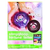 Youniverse Create Your Own Slimygloop Fortune Teller Craft Kit, Assorted/Pink/Purple