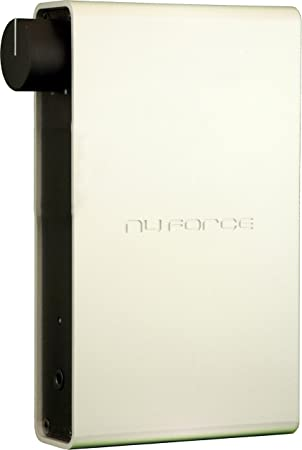 NuForce Icon AMP S Amplificateur 2 x 24 W 1 entrée analogique Argent