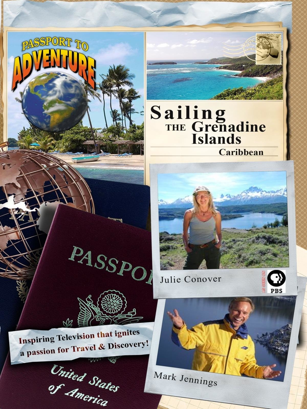 Passport to Adventure: Sailing the Grenadine Islands Caribbean