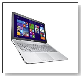 ASUS N551JQ-AS71 15.6-inch Full-HD Touchscreen Laptop Review