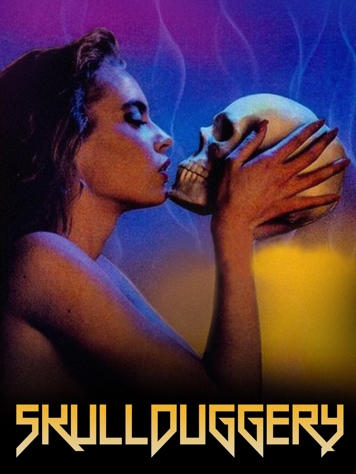 Skullduggery on Amazon Prime Instant Video UK