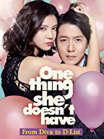 One Thing She Doesn't Have (English Subtitled)