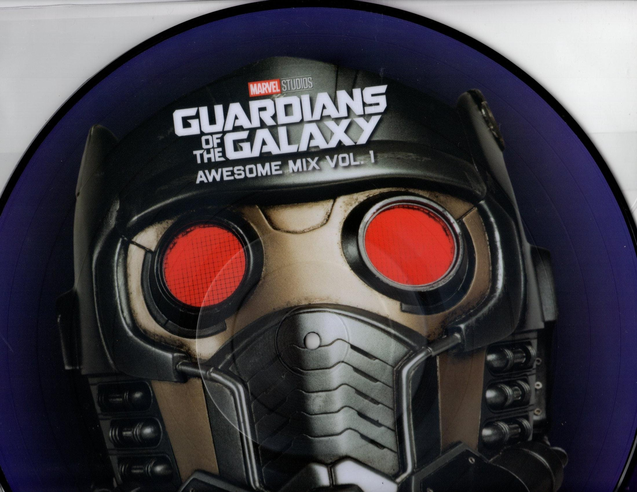 Galaxy Guardians Soundtrack