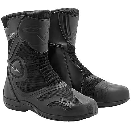 Alpinestars - bottes - AIR PLUS GORETEX XCR - Couleur : Black - Pointure : 42