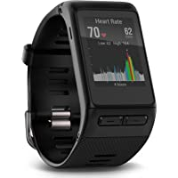 Garmin Vivoactive HR GPS Fitness Smart Watch (Black)