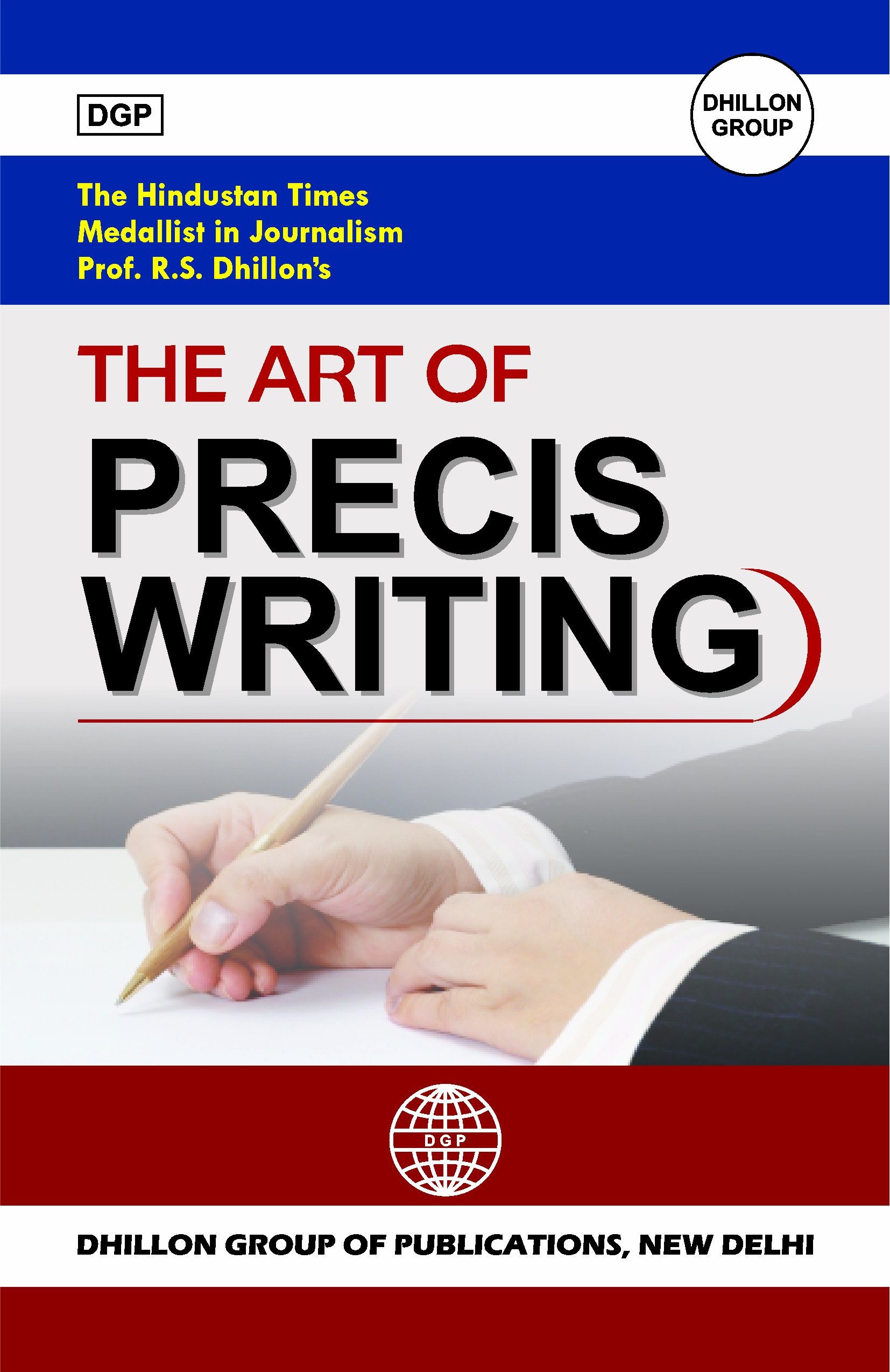Essay precis writing and comprehension books
