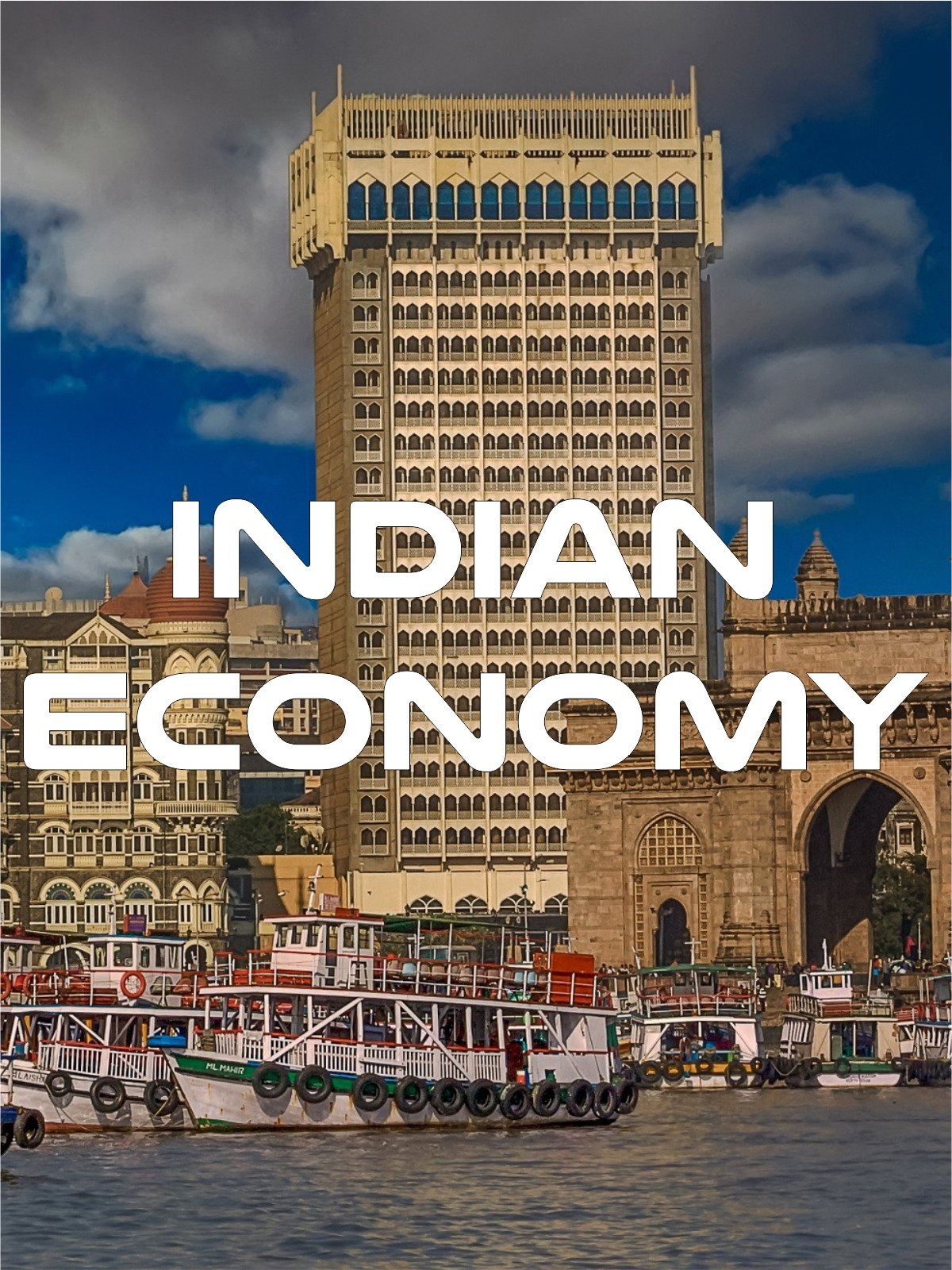 Indian Economy on Amazon Prime Video UK