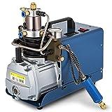 Kinbelle 110V High Pressure Air Pump Electric PCP Compressor Airgun Scuba Rifle 30MPA
