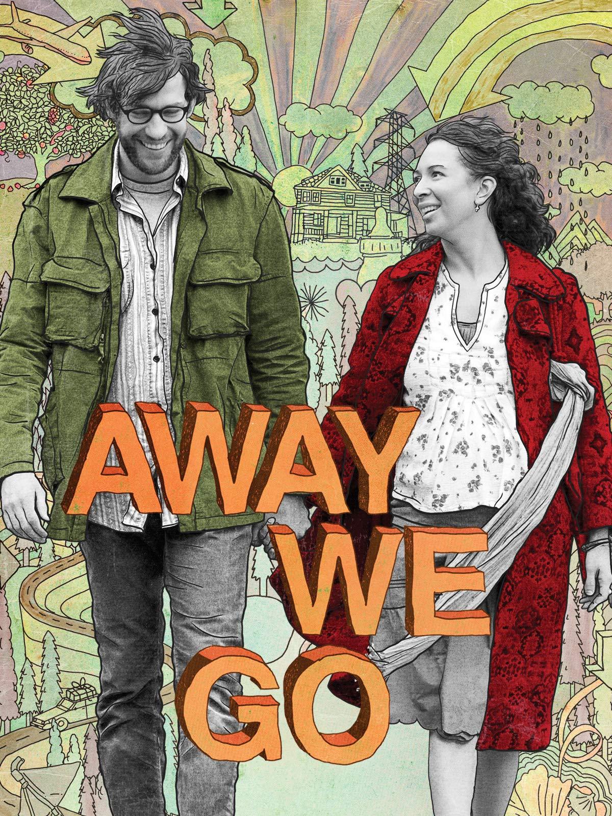 Away We Go on Amazon Prime Video UK