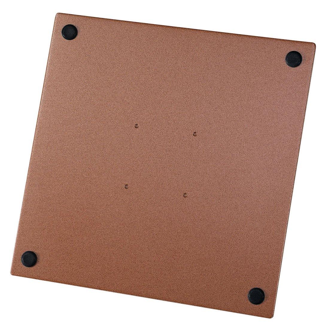 Schneider Stahlplatte für Strohschirm Sambesi und Sahara, braun