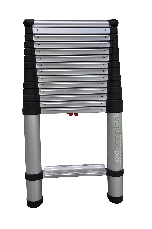 Telesteps Telescoping Ladder : Telesteps ep pro pound duty rating aluminum