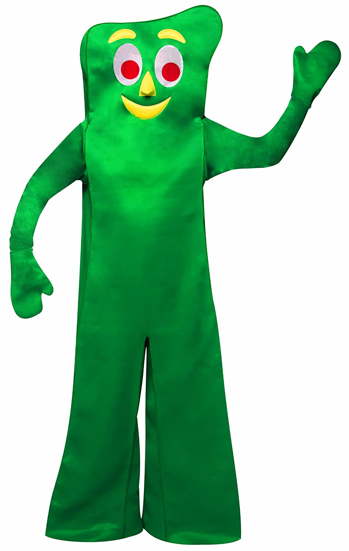 Gumby Costume Kids Rasta Imposta Gumby Costume