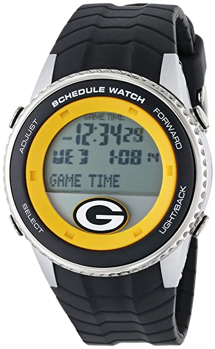 Game Time Men's NFL Schedule Series Watch