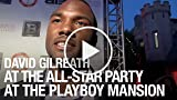 David Gilreath Interview at the All-Star Celebrity...