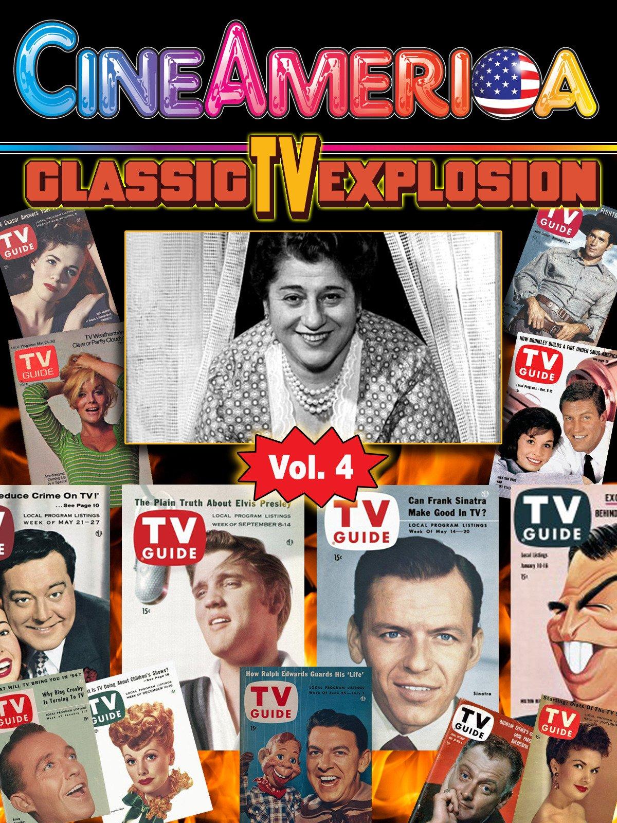Classic TV Explosion Vol.4