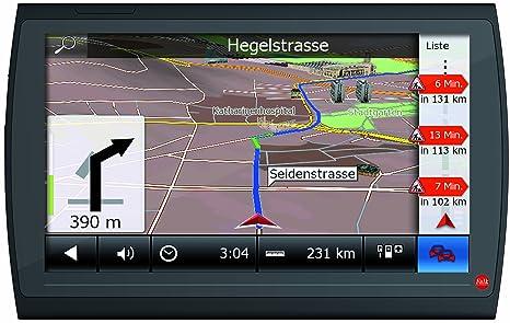 Falk 1675090000 GPS Noir, Argent