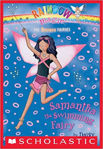 Sports Fairies #5: Samantha the Swimming Fairy written by Daisy Meadows