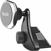 Veckle CD Slot Magnetic Phone Car Mount Holder (Black)