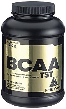 Peak BCAA- TST  Mango-Melon, 1er Pack (1 x 500 g)