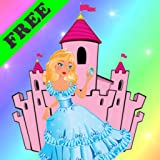 Coloring Book: Princess! FREE