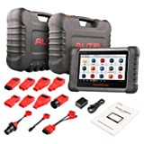 AUTEL MaxiDAS DS808K (Upgraded Version Of DS708,DS808) OBD2 Scanner Code Reader Diagnostic Tool KIT Tablet Full Set Support Injector Key Coding With Autel professional Carry Case