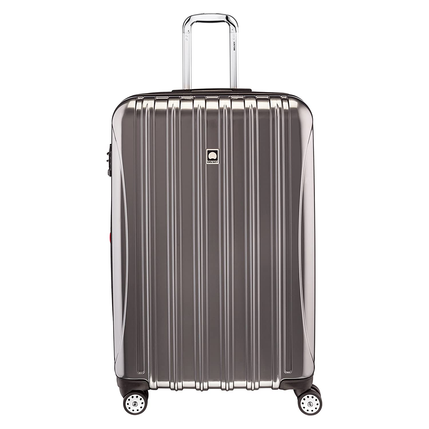 "Delsey Luggage Helium Aero Expandable Spinner Trolley (29"")"