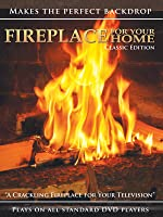 Fireplace for your Home presents Crackling Fireplace [HD]